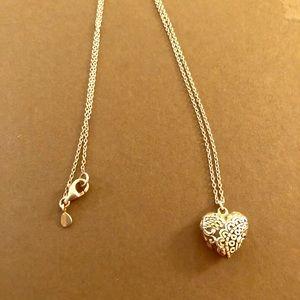 ❤️Silpada .925 Sterling Silver Locket Necklace ❤️